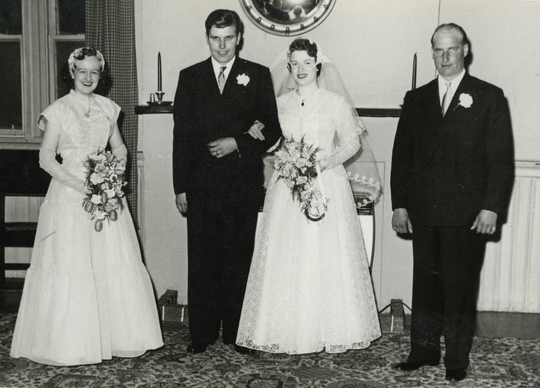 Mary S M Lang & James King Wilson