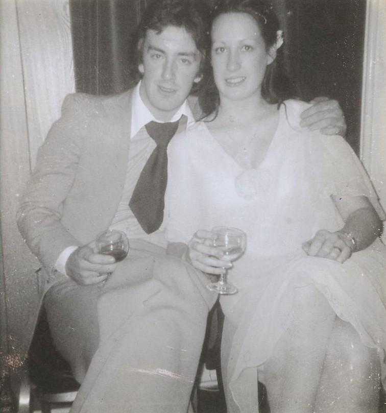 David MacPherson & Ann Ringland's Wedding