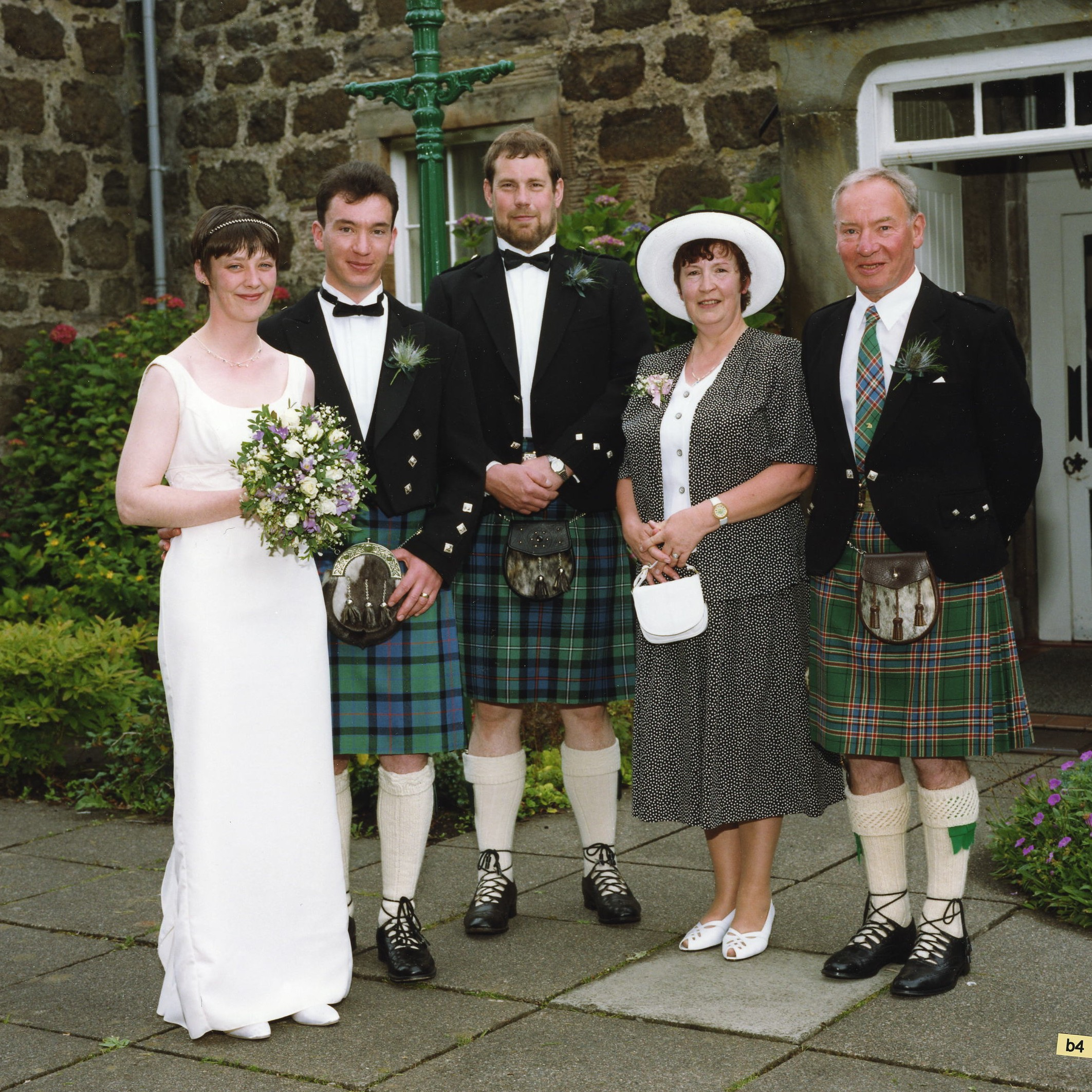 David Callander & Catherine MacKenzie's Wedding