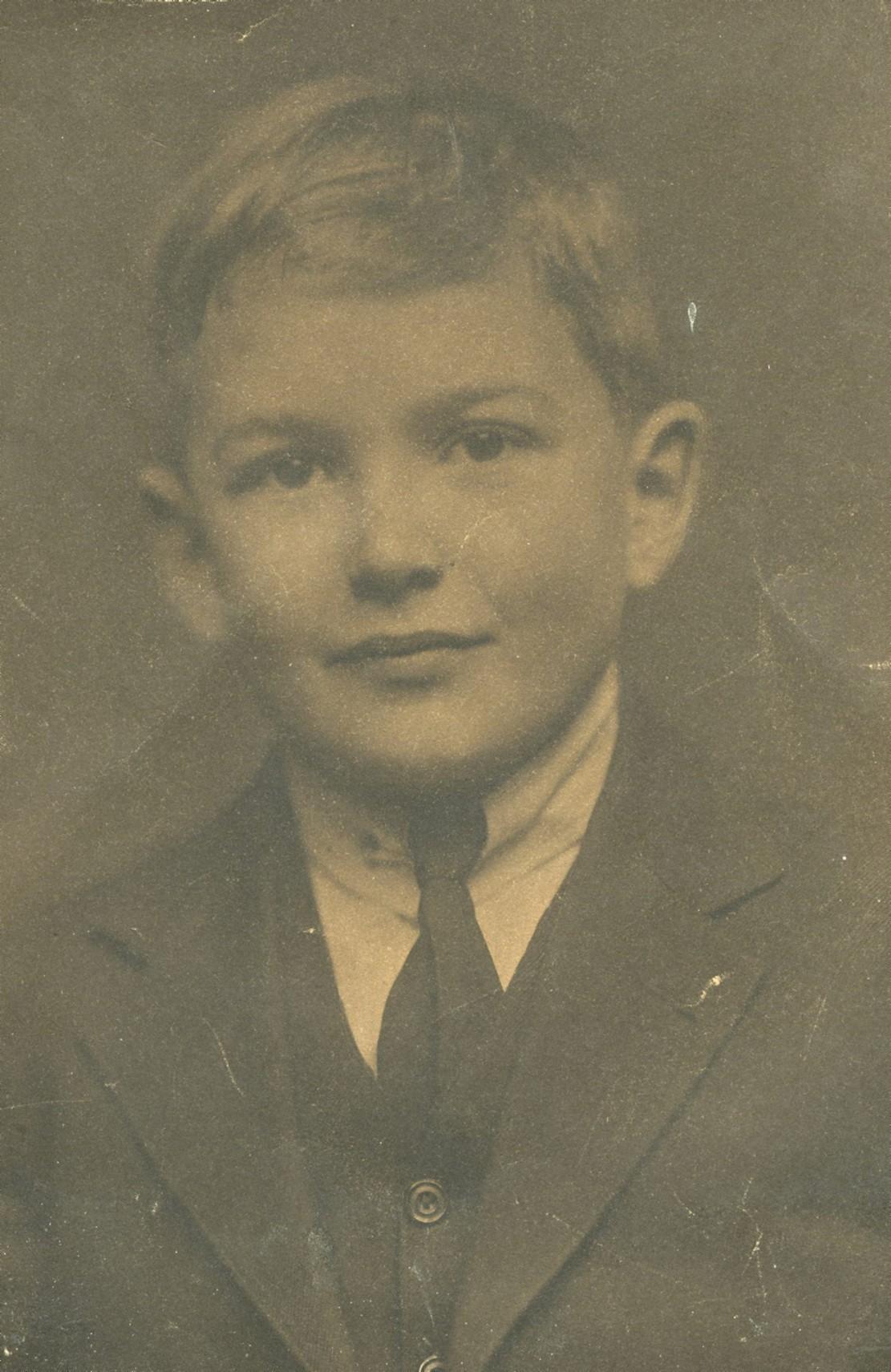 John S B Noble