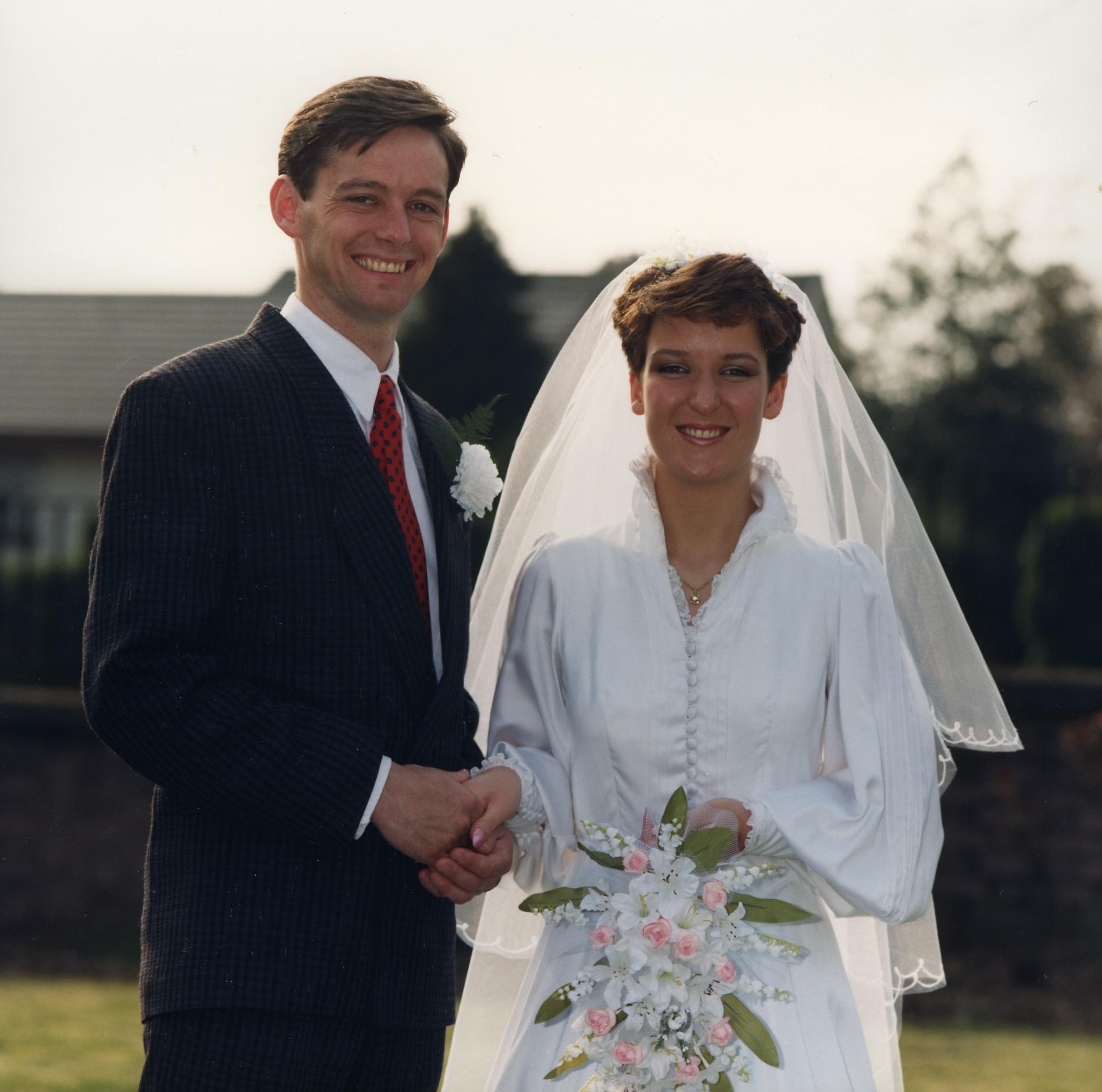 Craig McIntyre & Celene Dorman's Wedding
