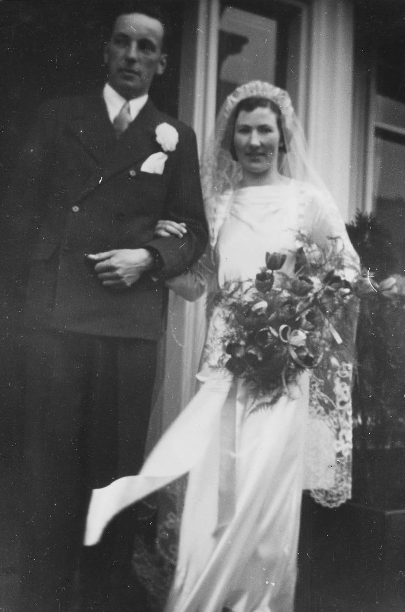 Willie McLean(Laggan) & Rhoda Luke's Wedding