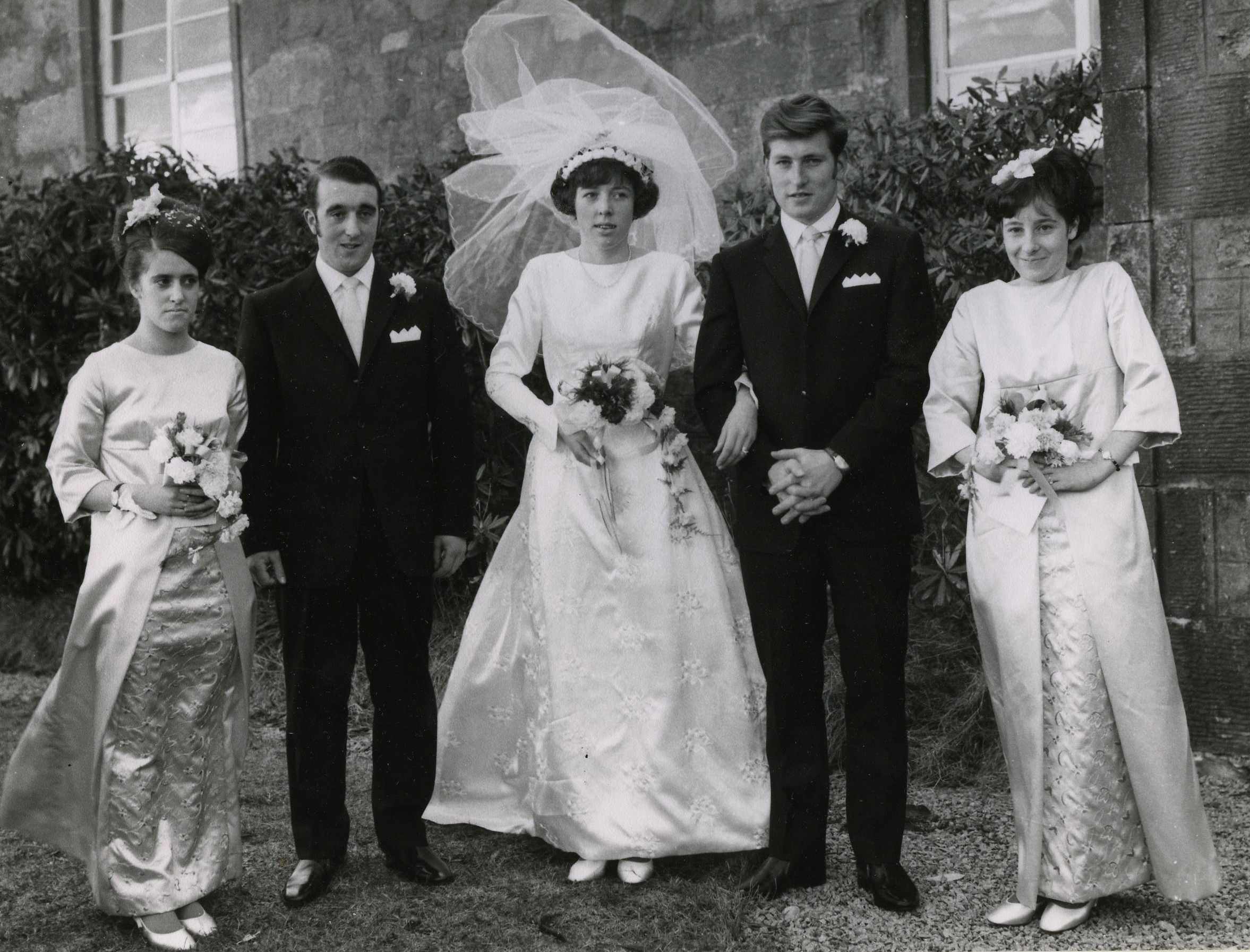 John MacDonald & Sandra Smylie's Wedding