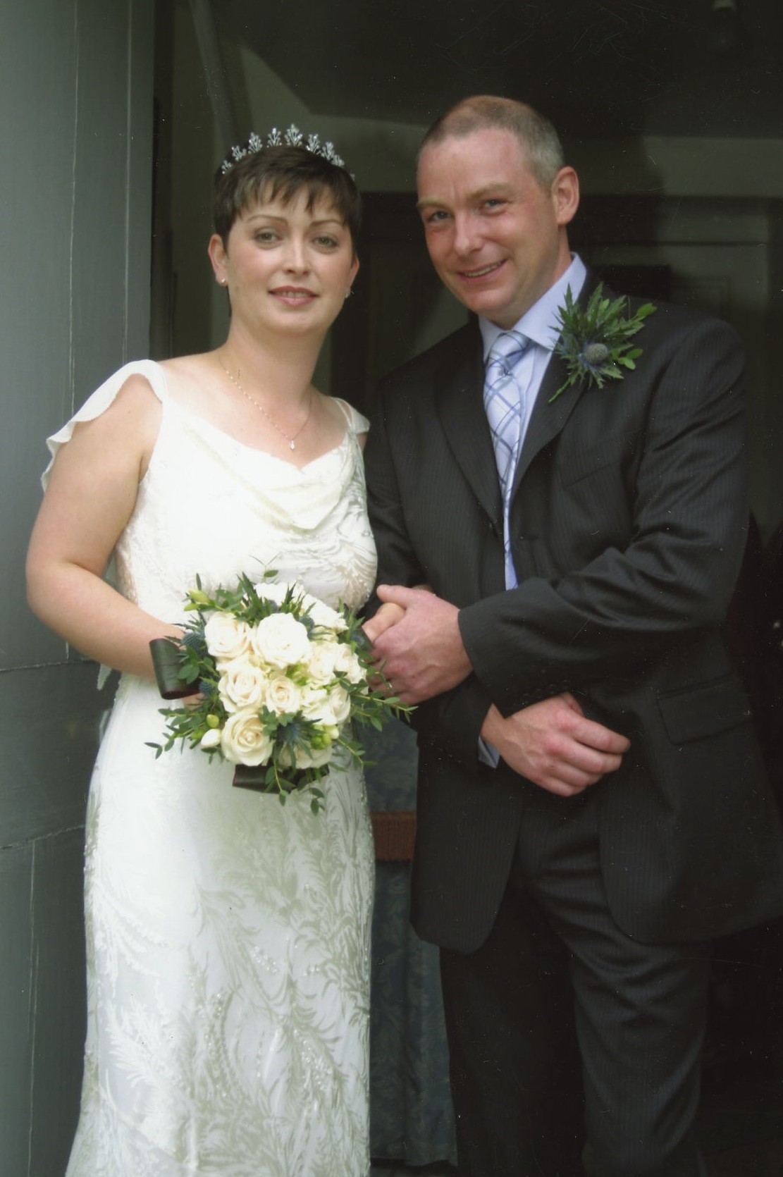 Geoff Mannian & Aileen Baker's Wedding