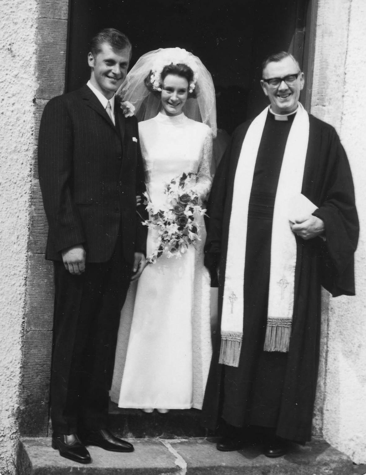 George Kobiela & Jan Murphy's Wedding