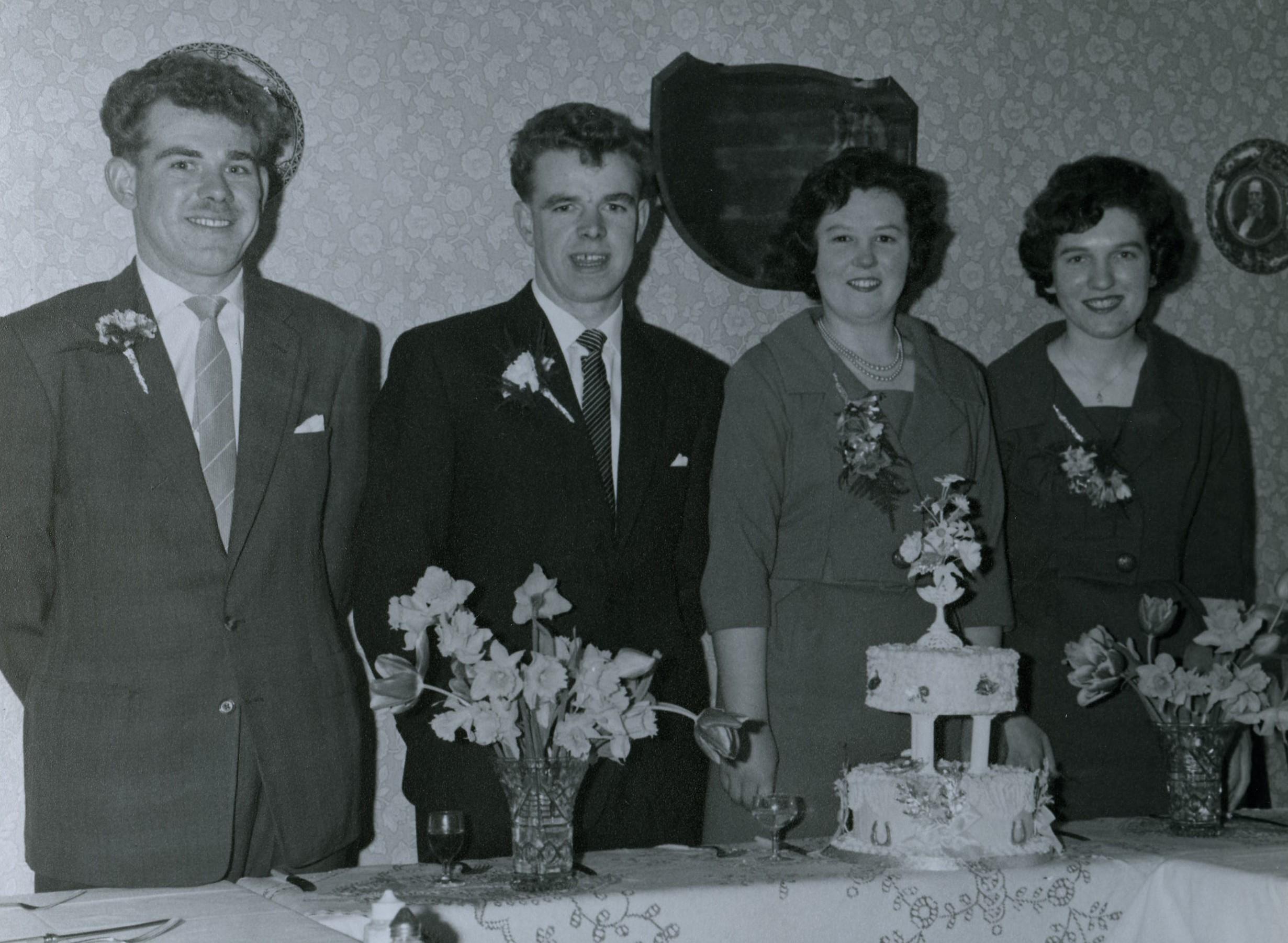 Rab Petrie & Liz Monachan's  Wedding
