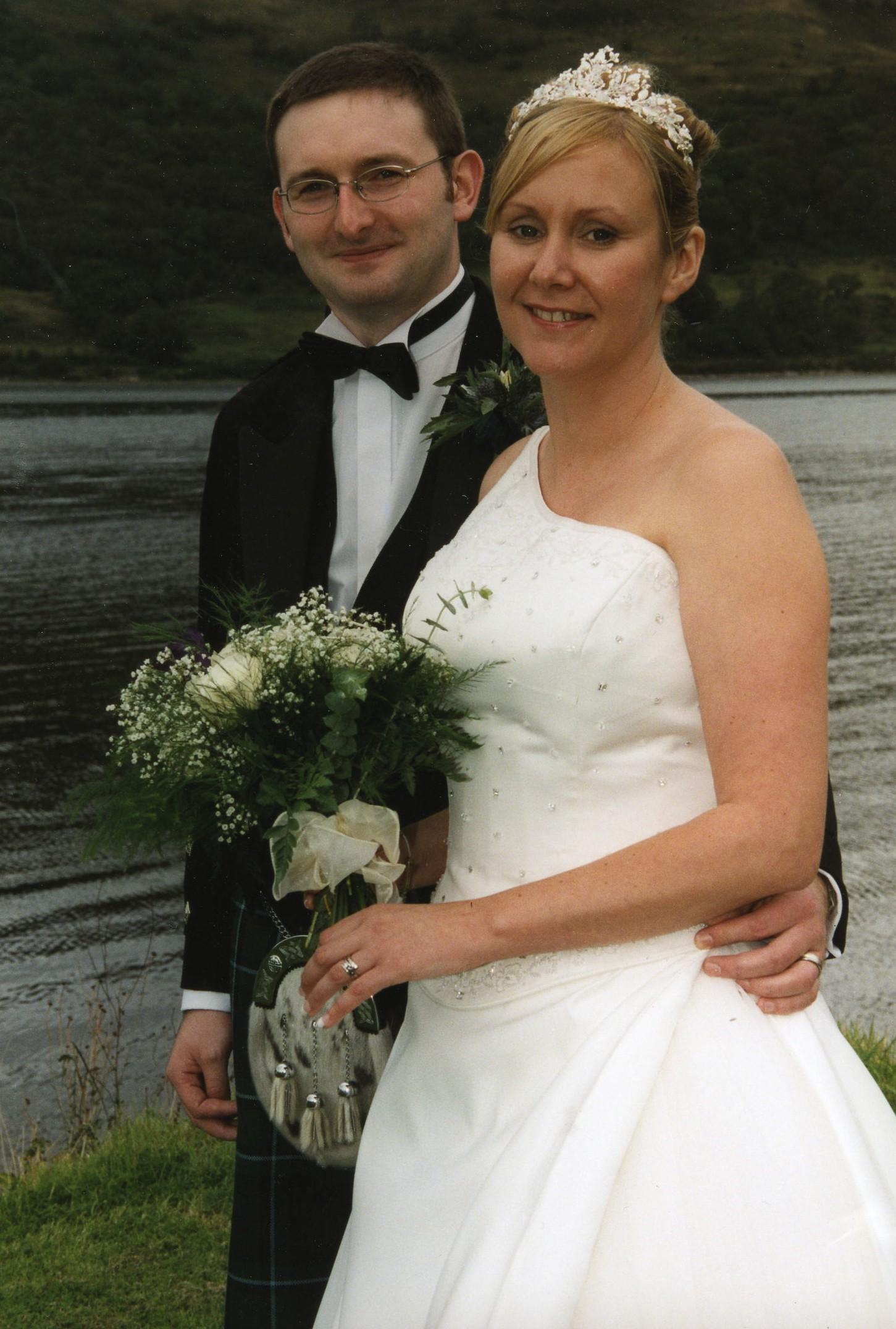 Colin MacCallum & Karen Caulfield's Wedding