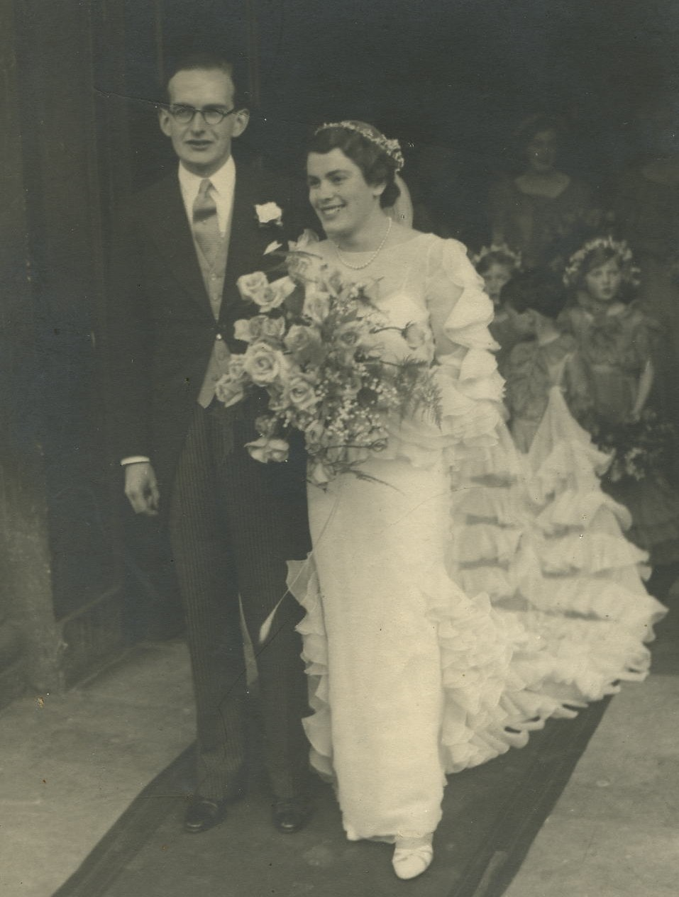 John Noble & Elizabeth Lucas Wedding