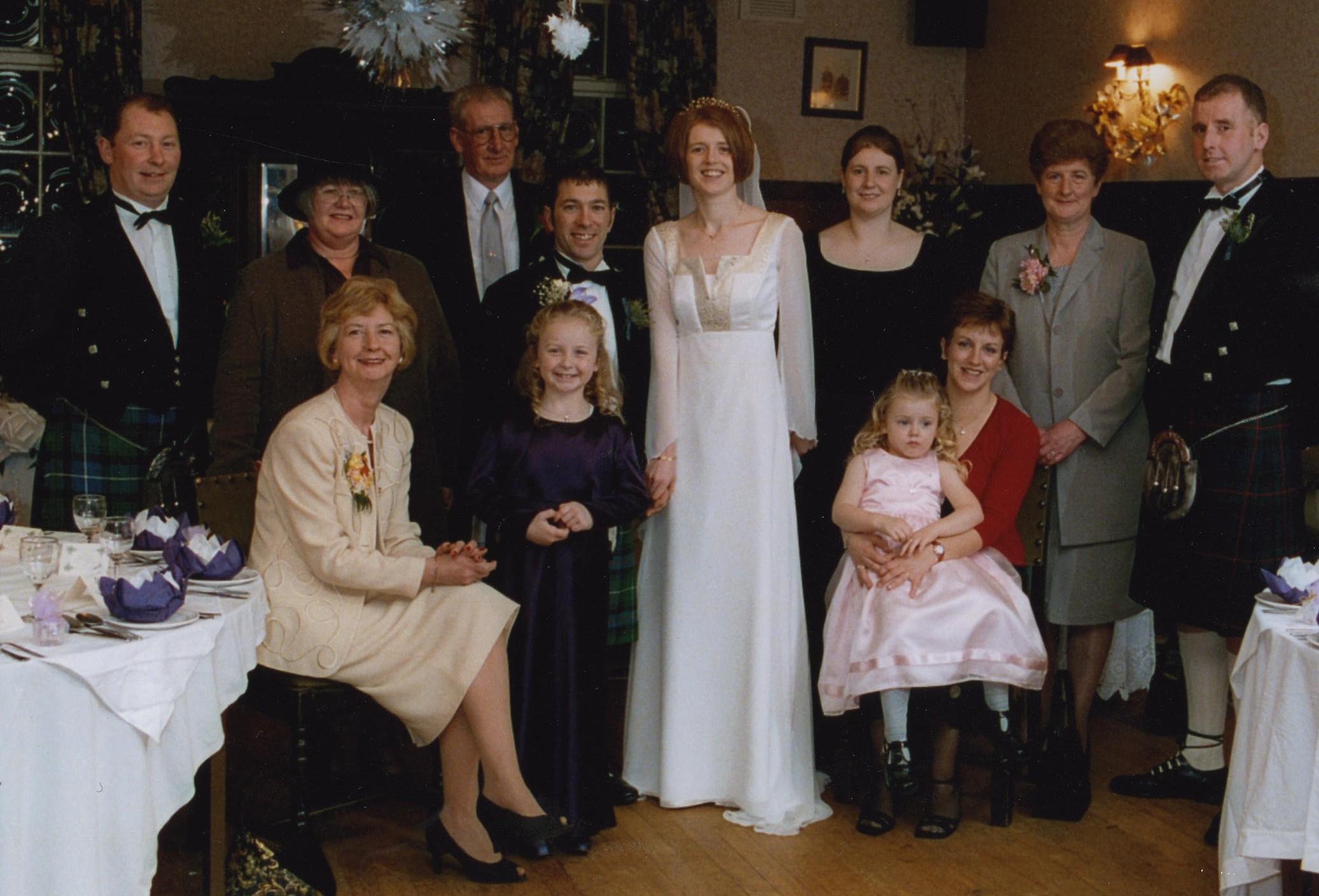 Derek Alexander & Jackie Bell's Wedding
