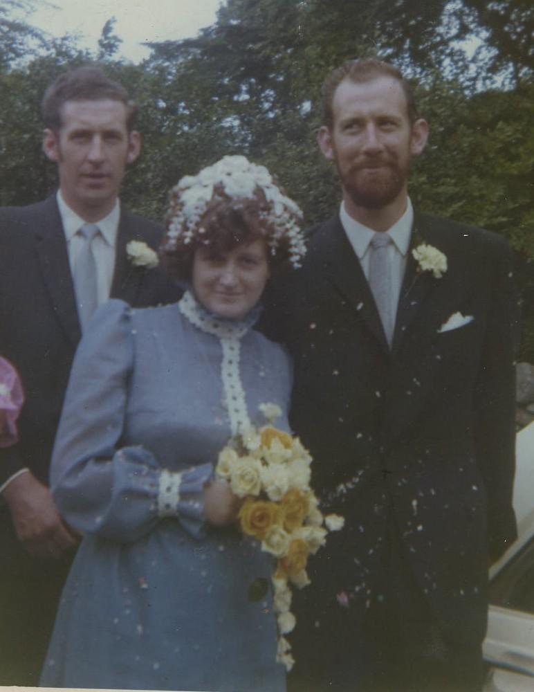 Iain Bell & Sheila Carmichael's  Wedding
