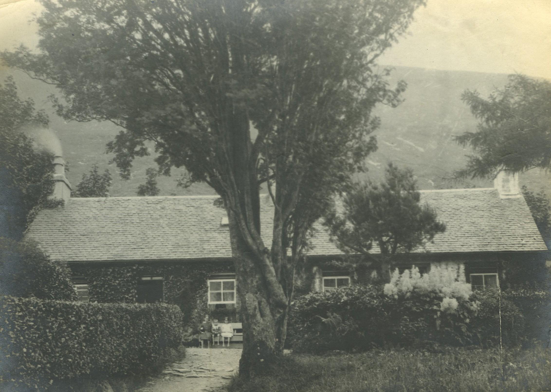 Upper Glashoine & Rowantree