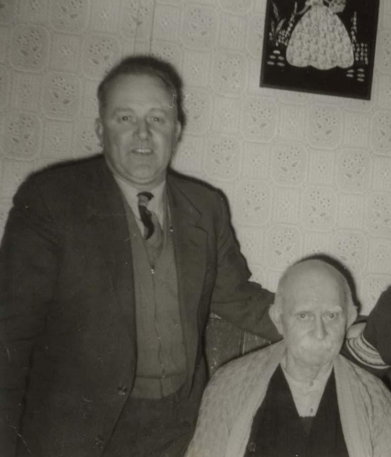 Bob & Gideon Cameron