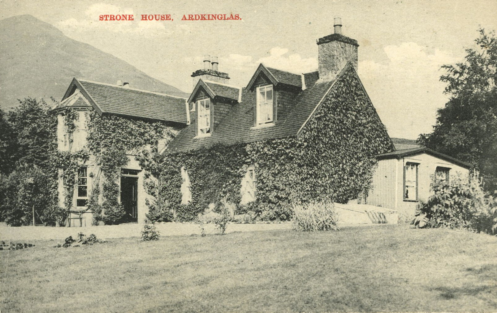 Strone House
