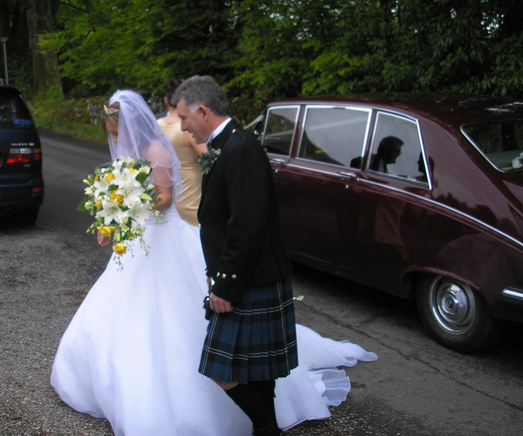 Lee Bremner & Phil Bain's Wedding