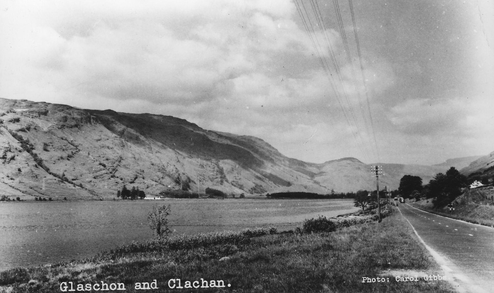 Glaschoine and Clachan