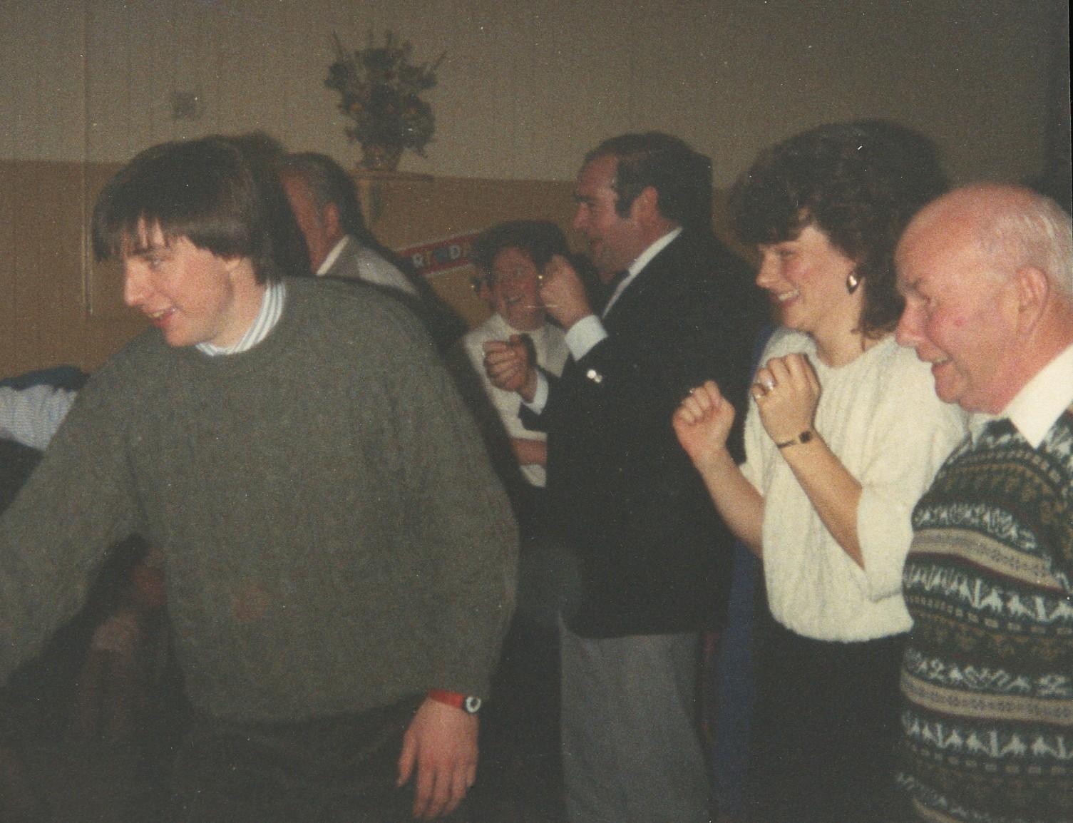 Cairndow SWRI's 40th Birthday Party