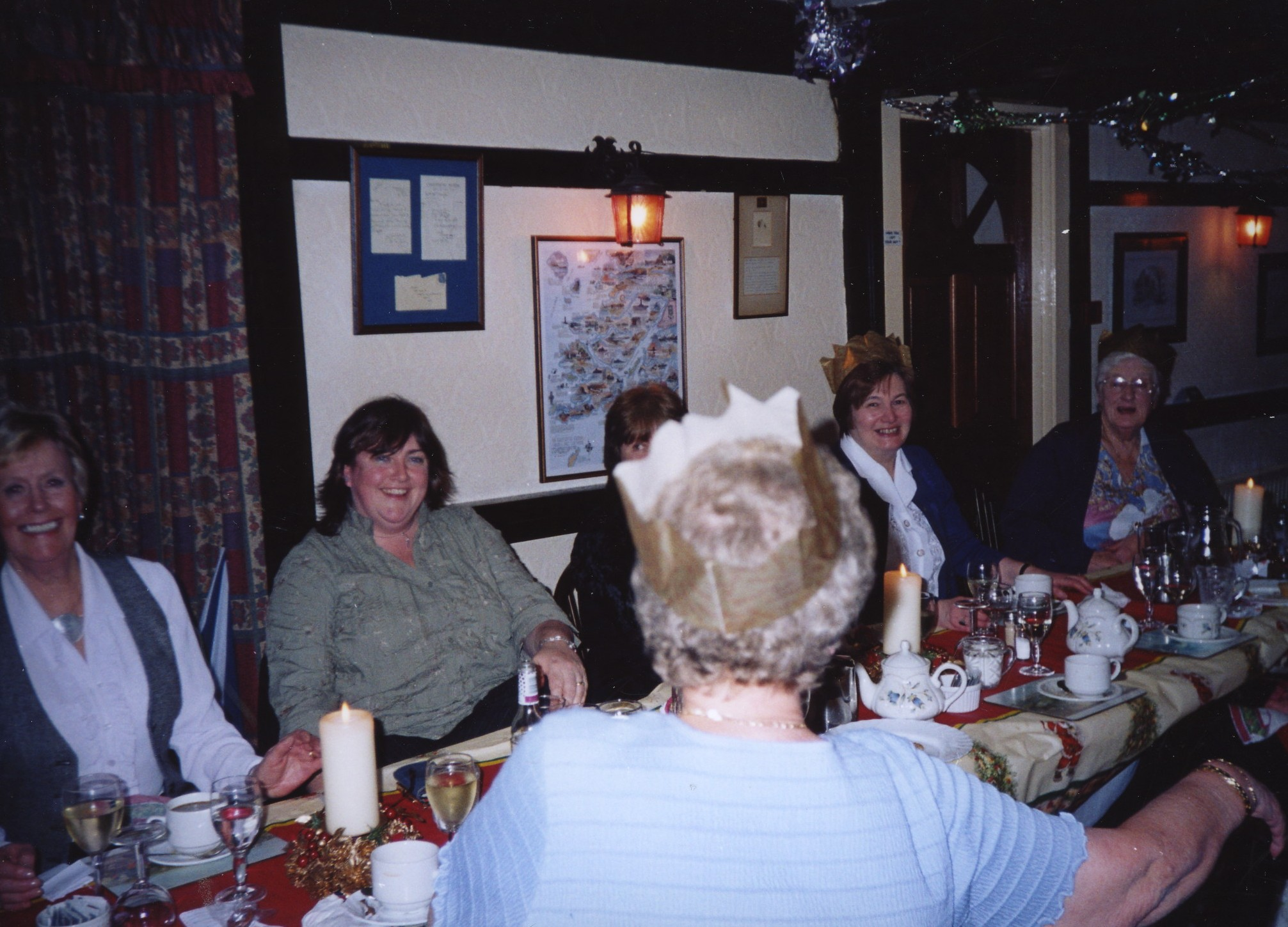 Cairndow SWRI Christmas Dinner