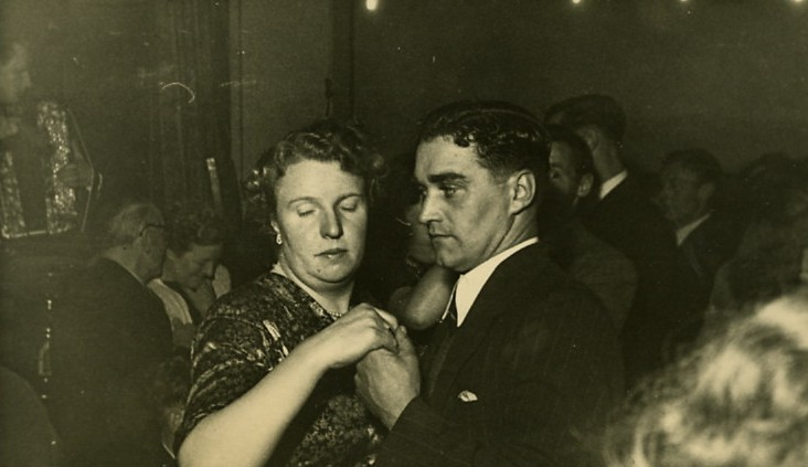 John Spalding & Betty Lang