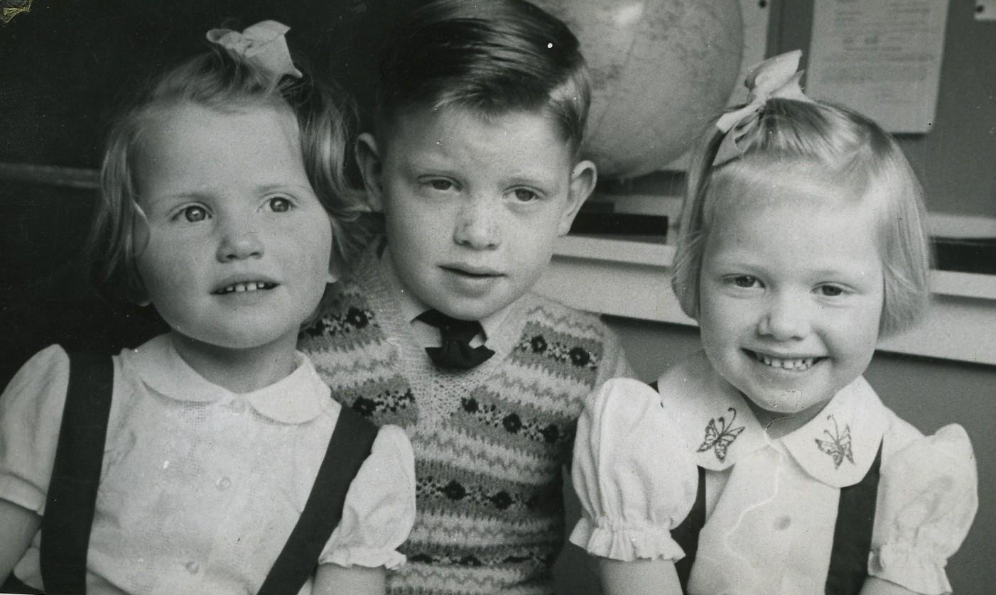 Christina, Colin & Elizabeth Callander