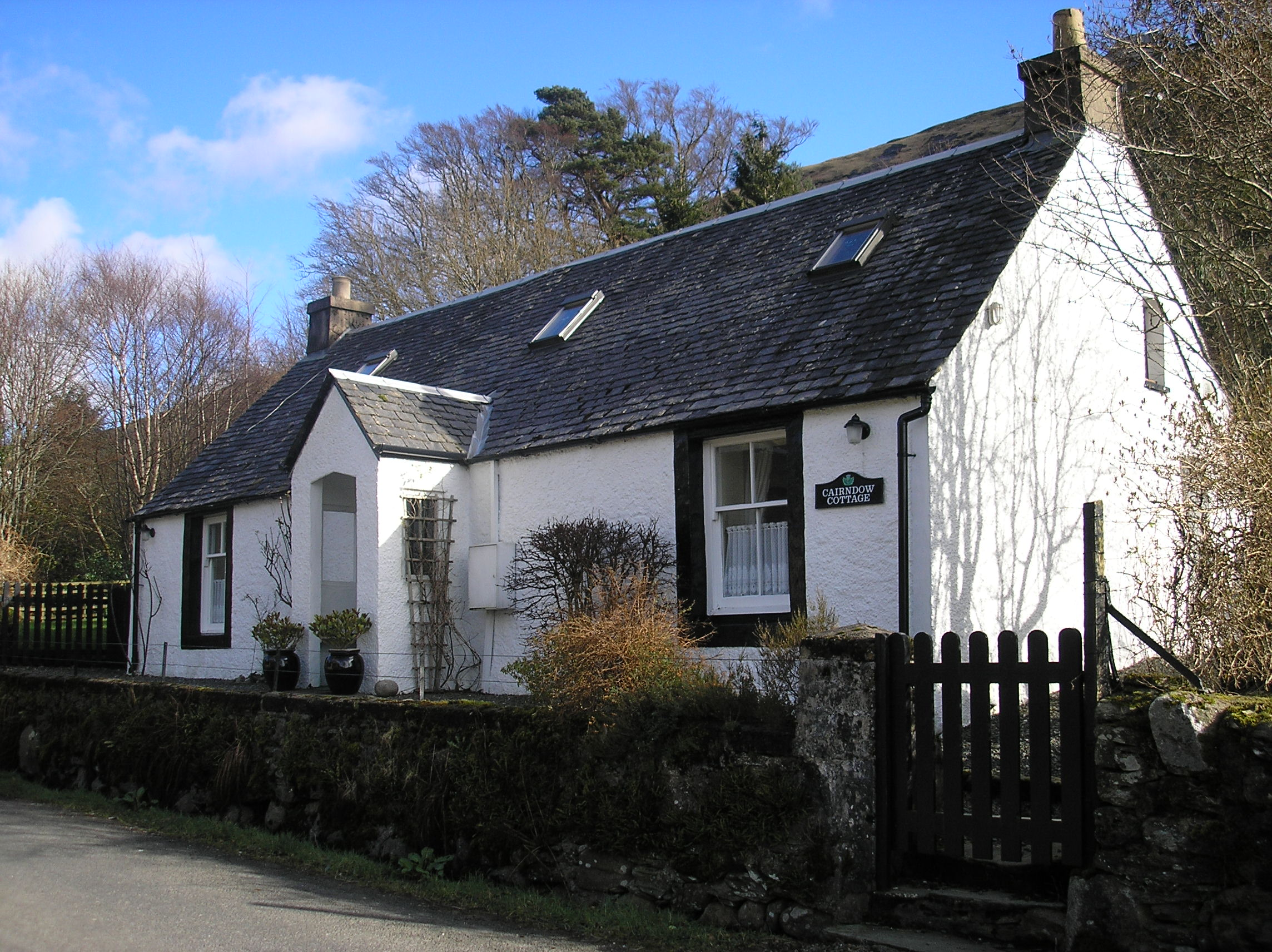 Cairndow Cottage