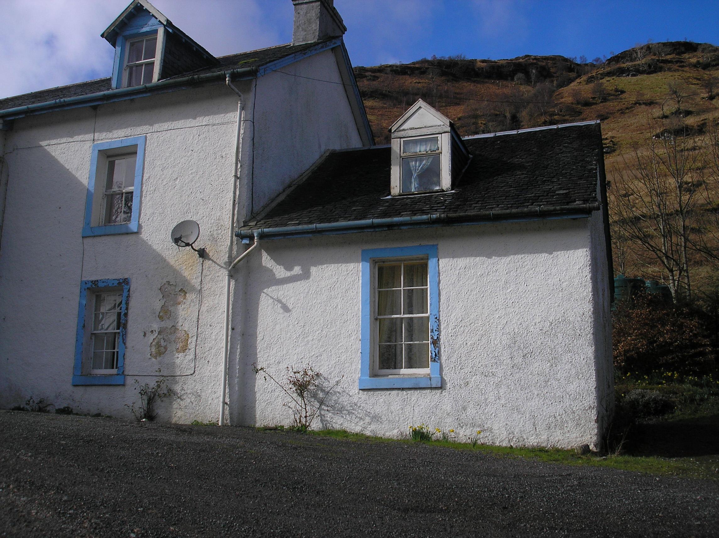 Clachan Farm (North Flat)
