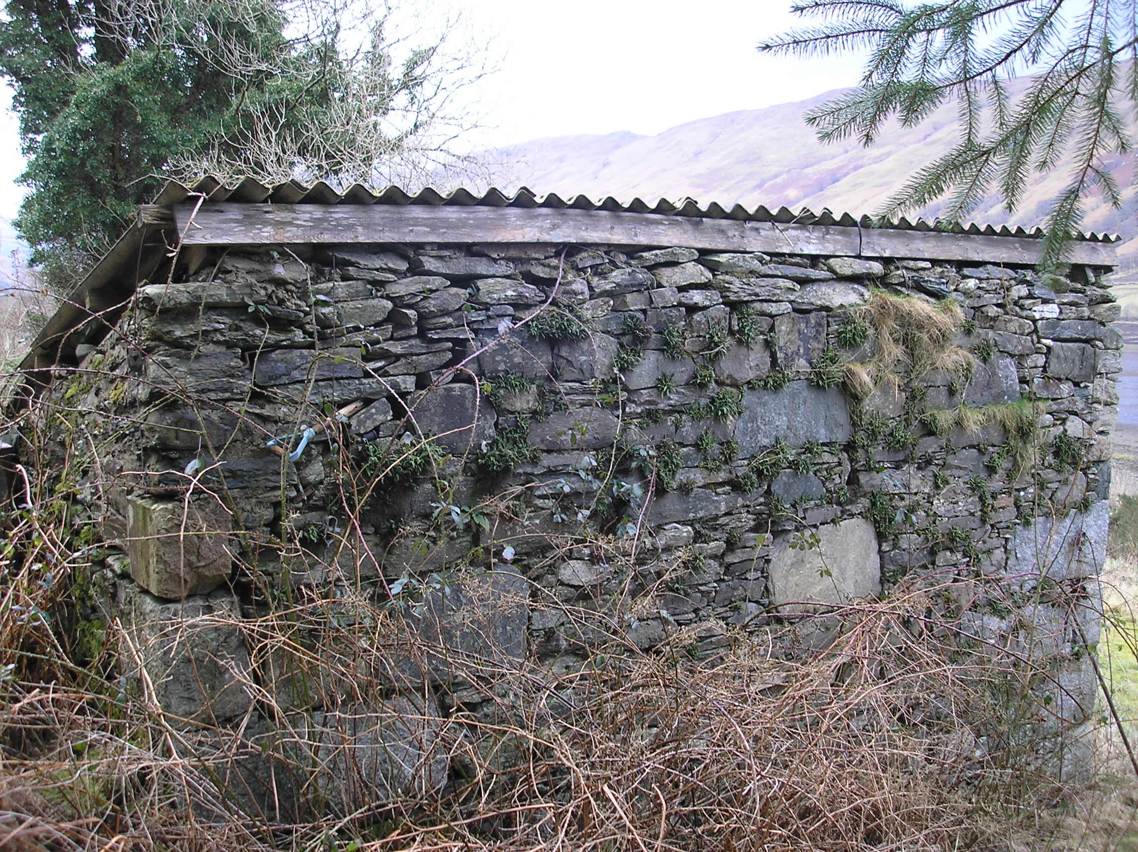 Cuil Beag (Old House)
