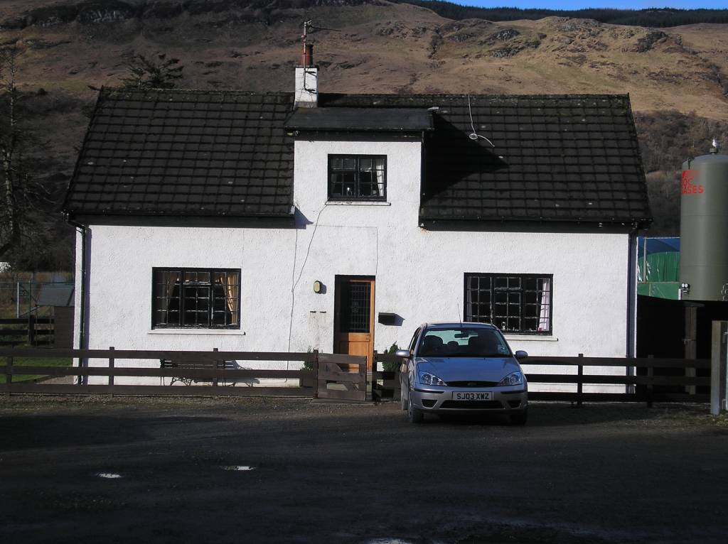 Rhu Mhor Cottage