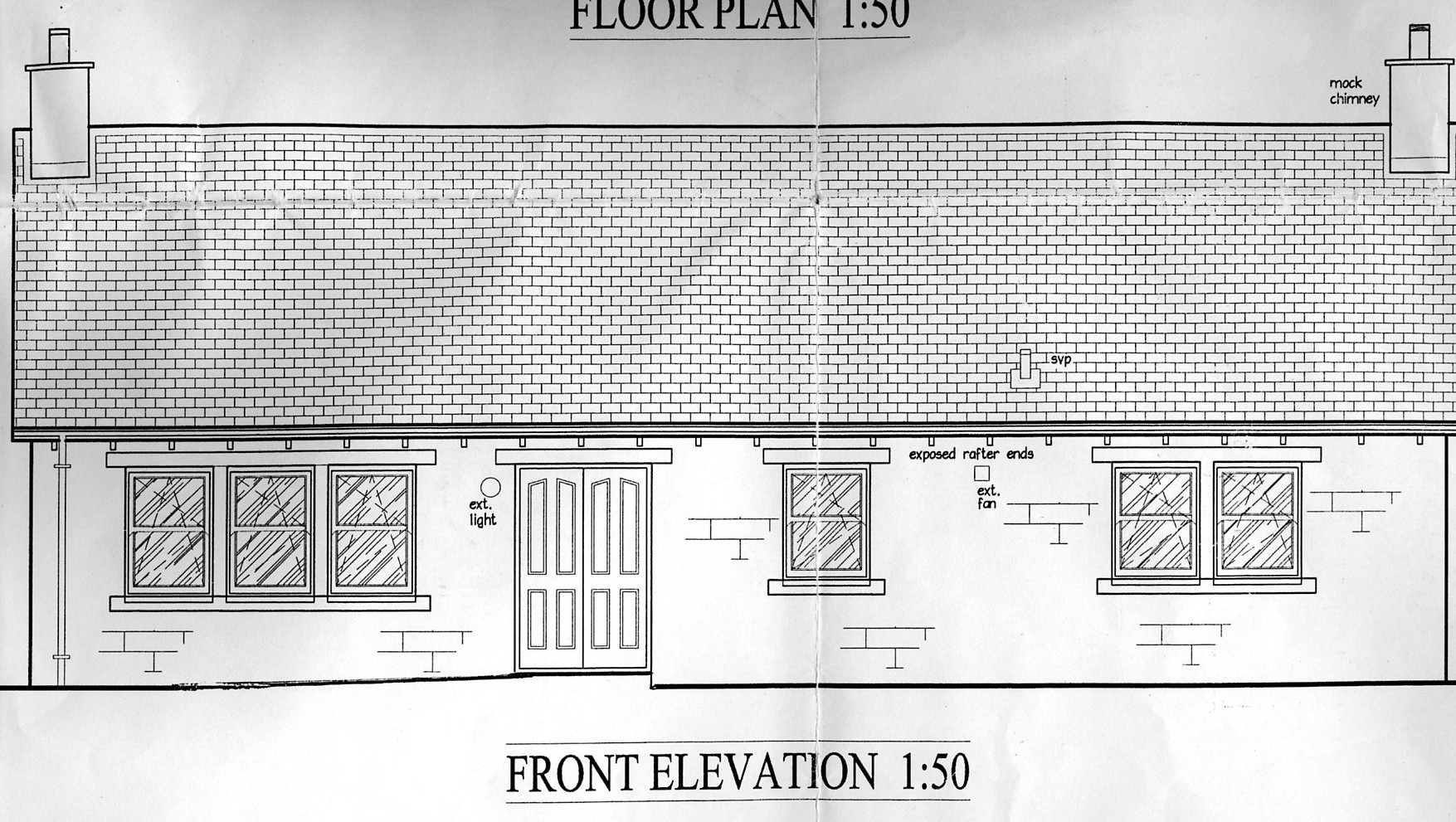 Ardganavan Croft (Plans)