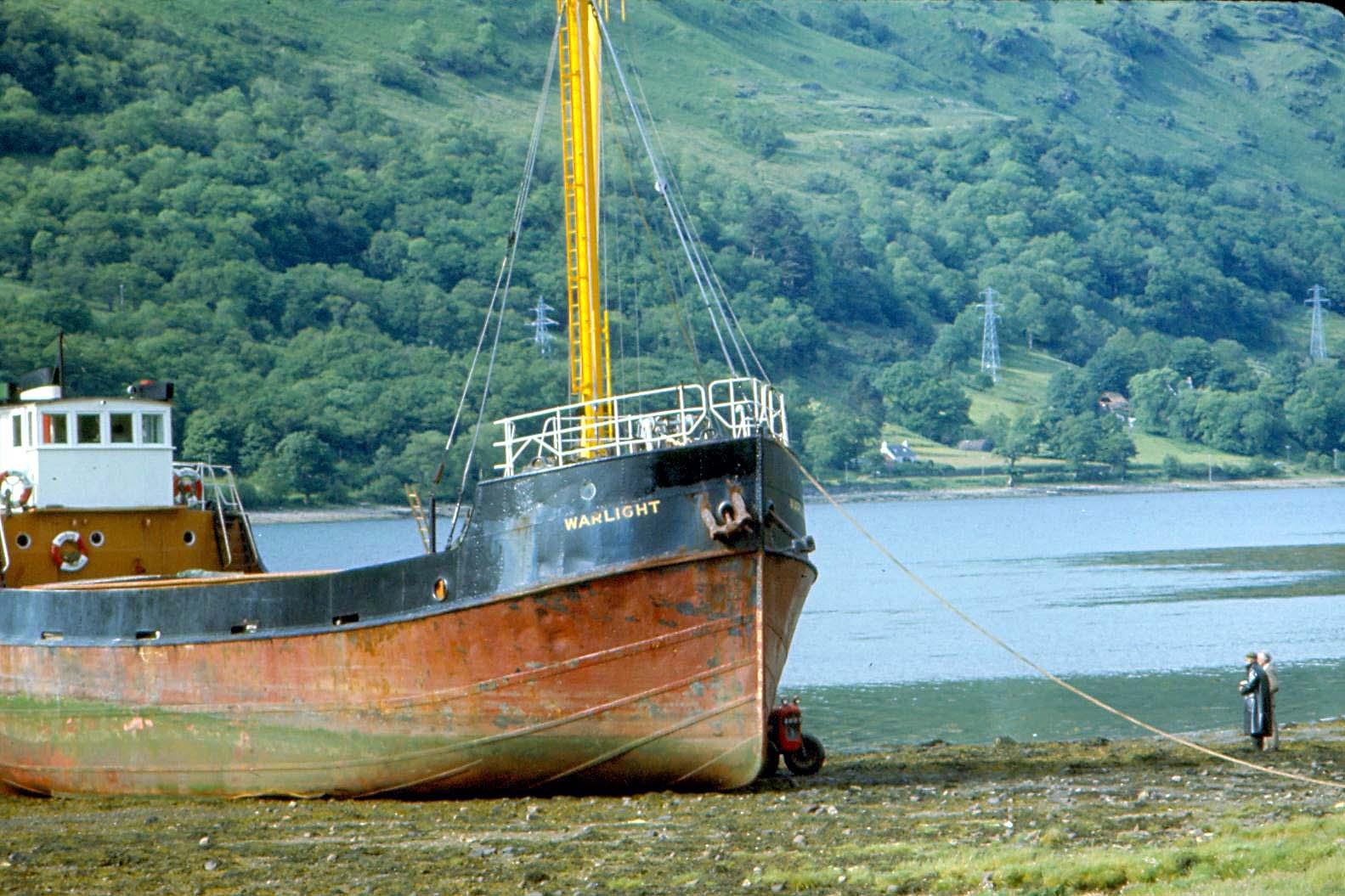 Coal Boat