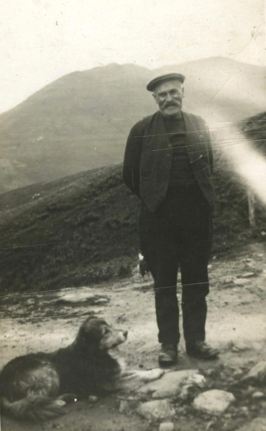 Dugald MacPherson, Croitachonie