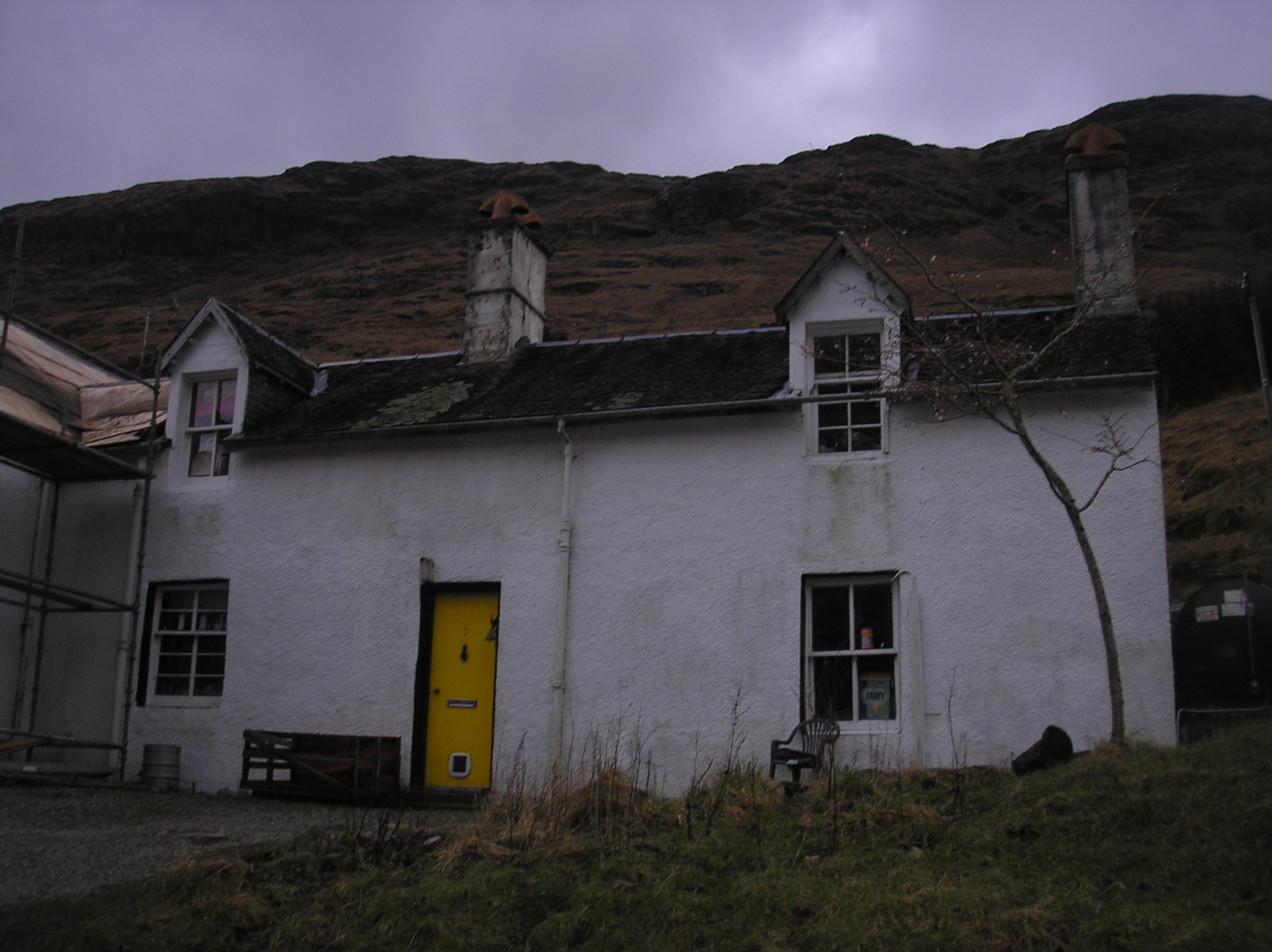 Glen Fyne Lodge