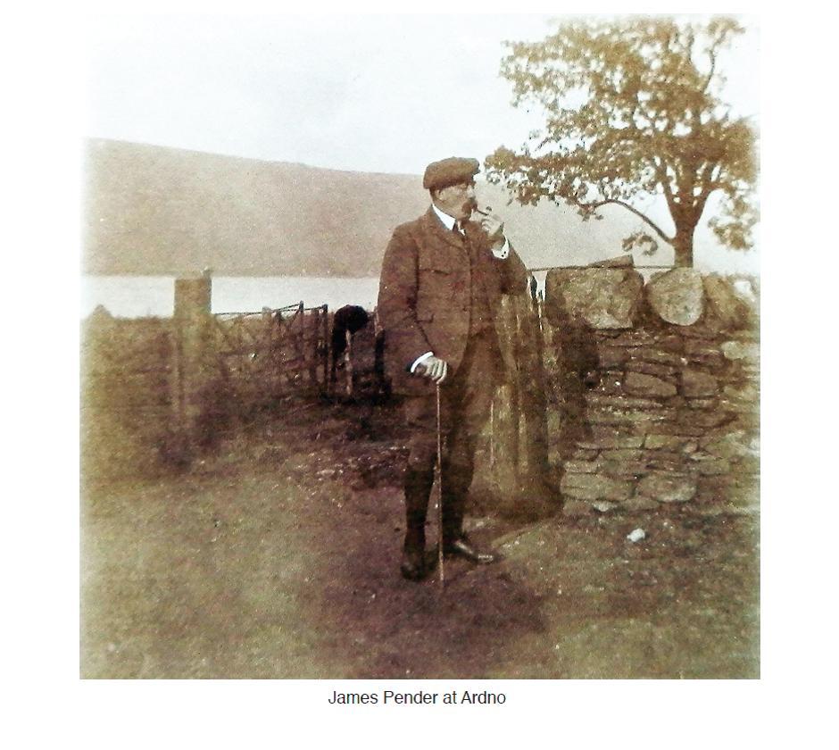 James Pender, Ardno