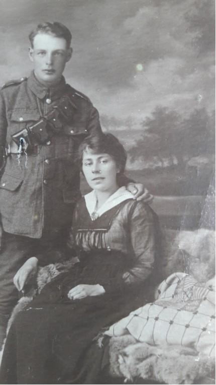 Robert MacPherson and Jessie McVicar
