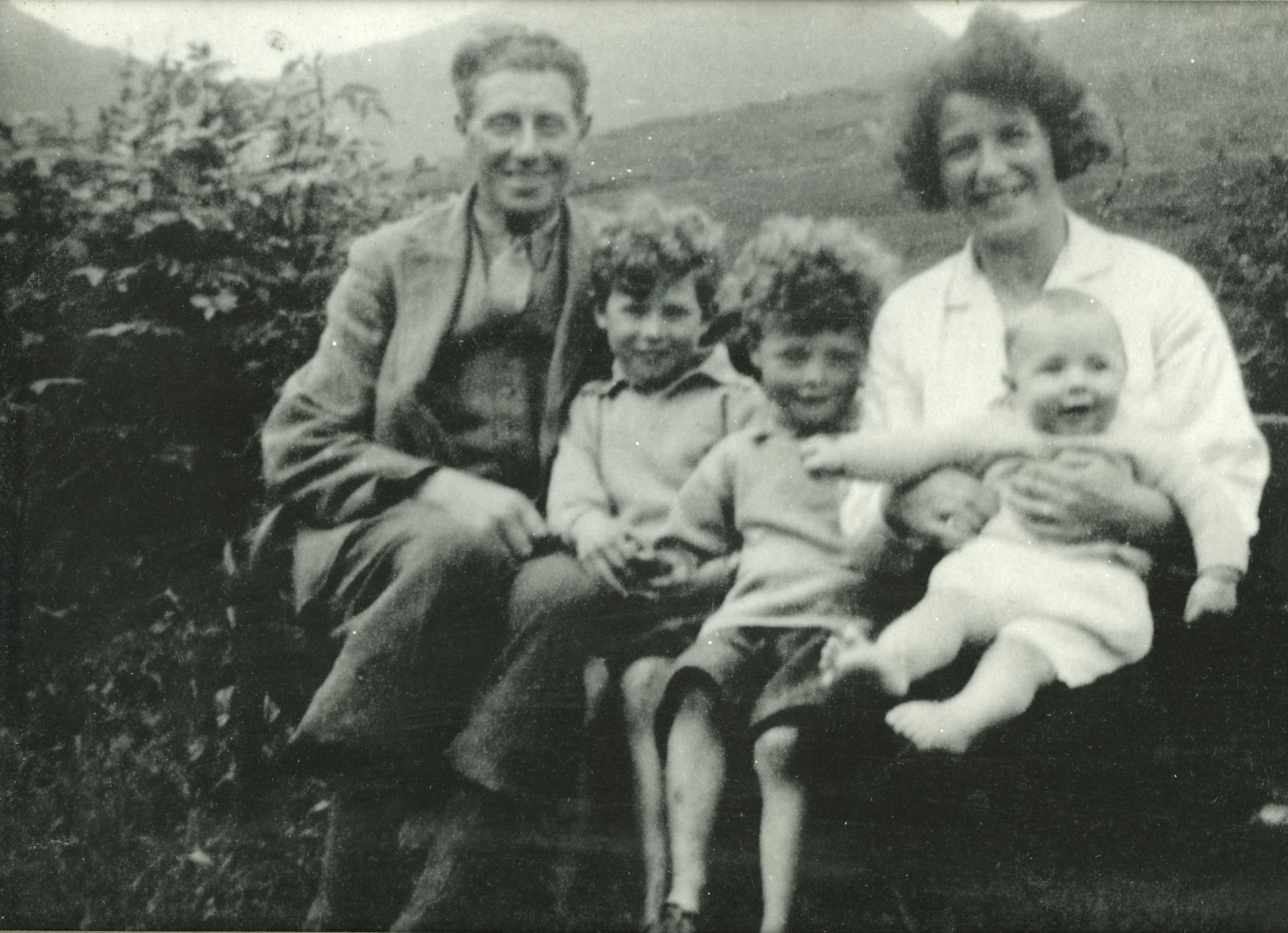 Cameron Family