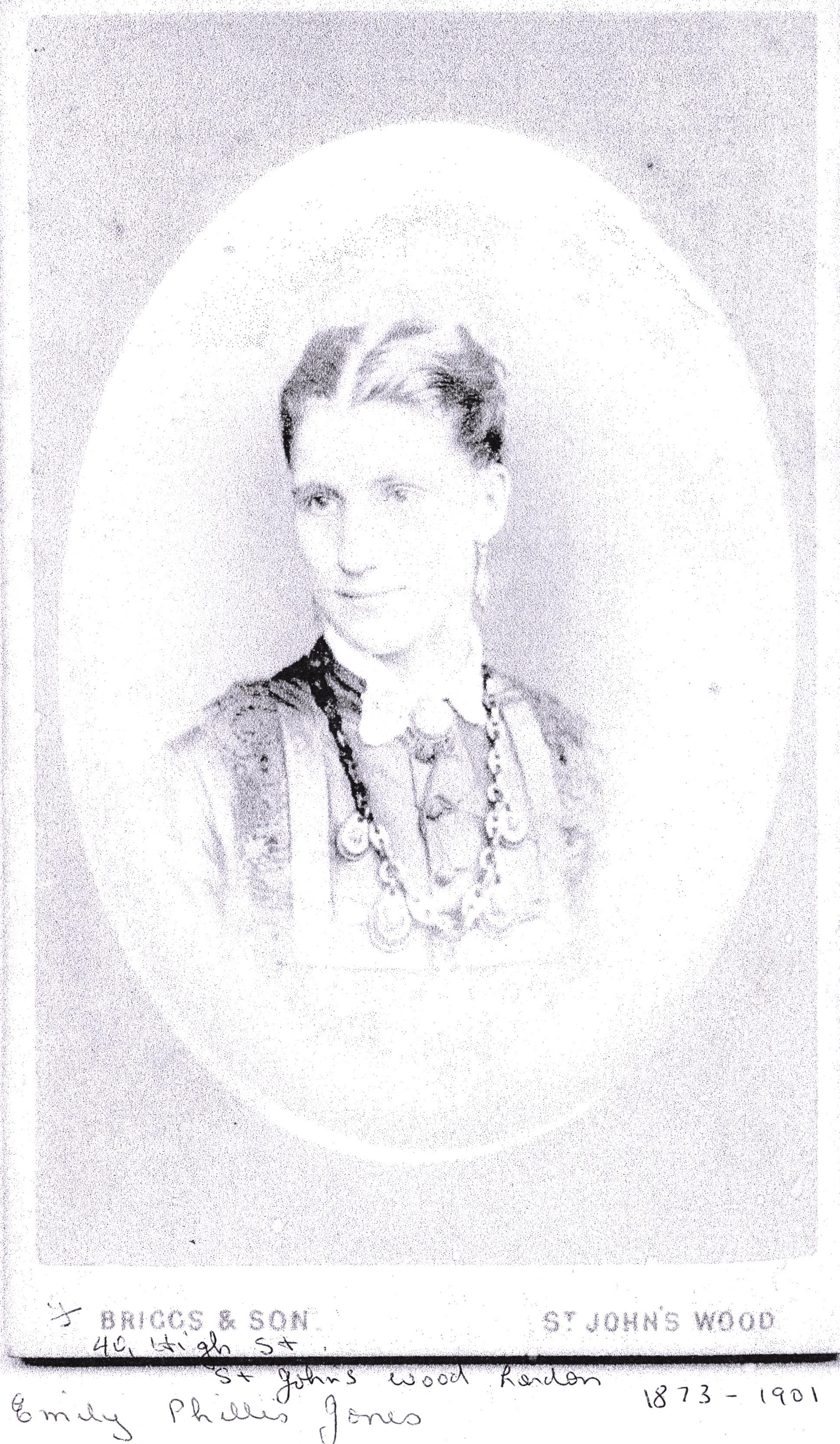 Emily Phillis Jones