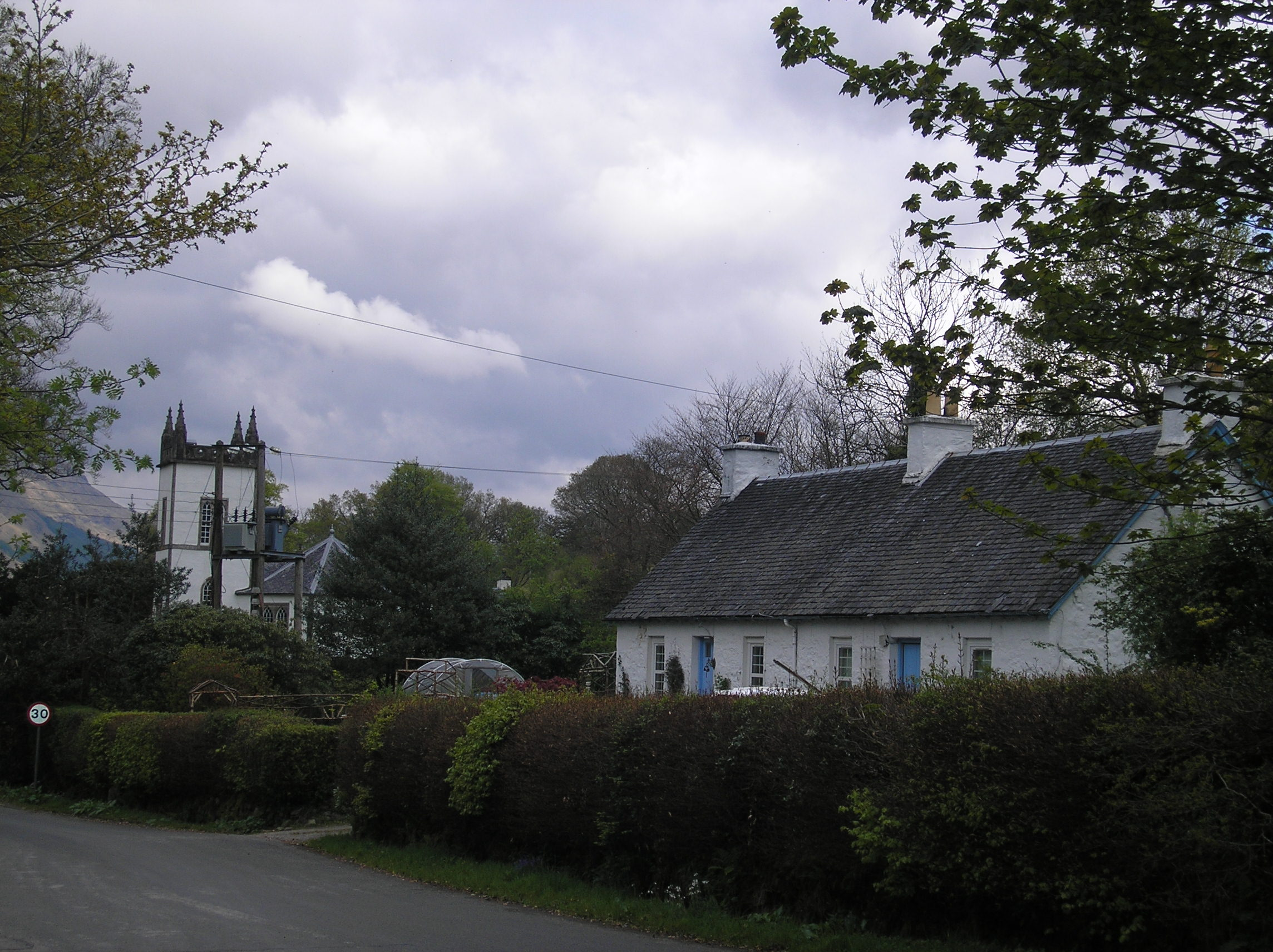 Church Cottages