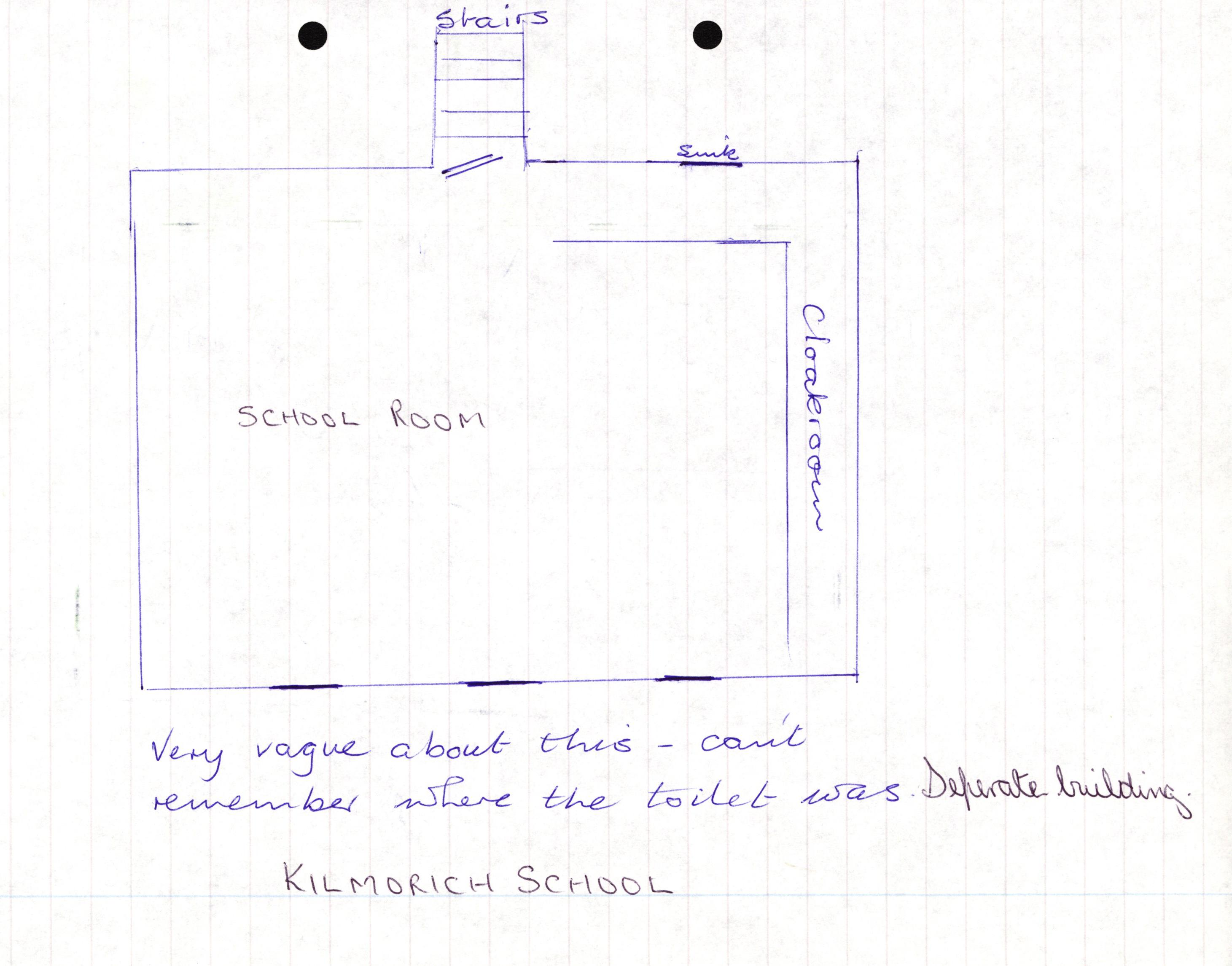 Kilmorich School 1955