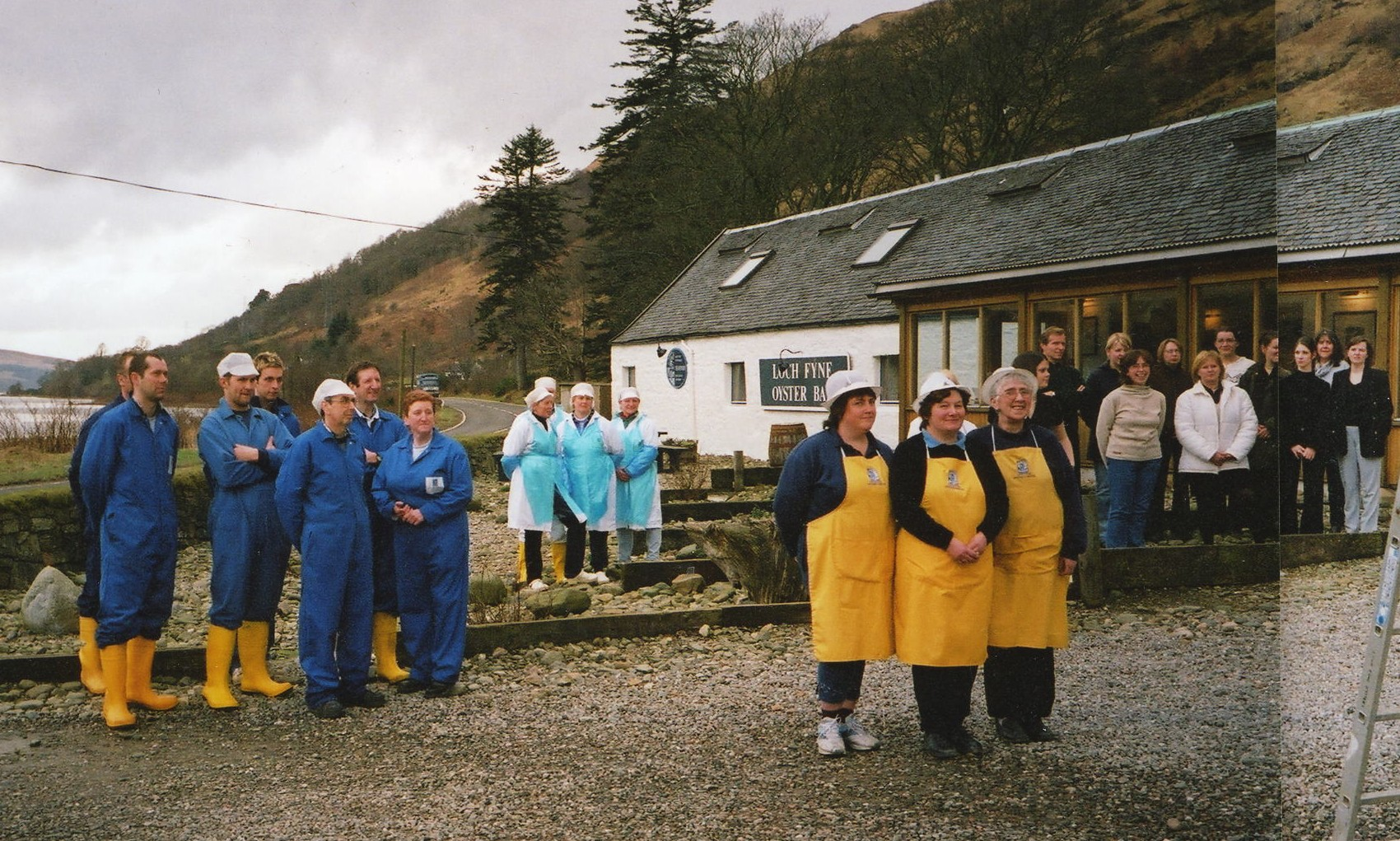 Loch Fyne Oysters Employee Takeover