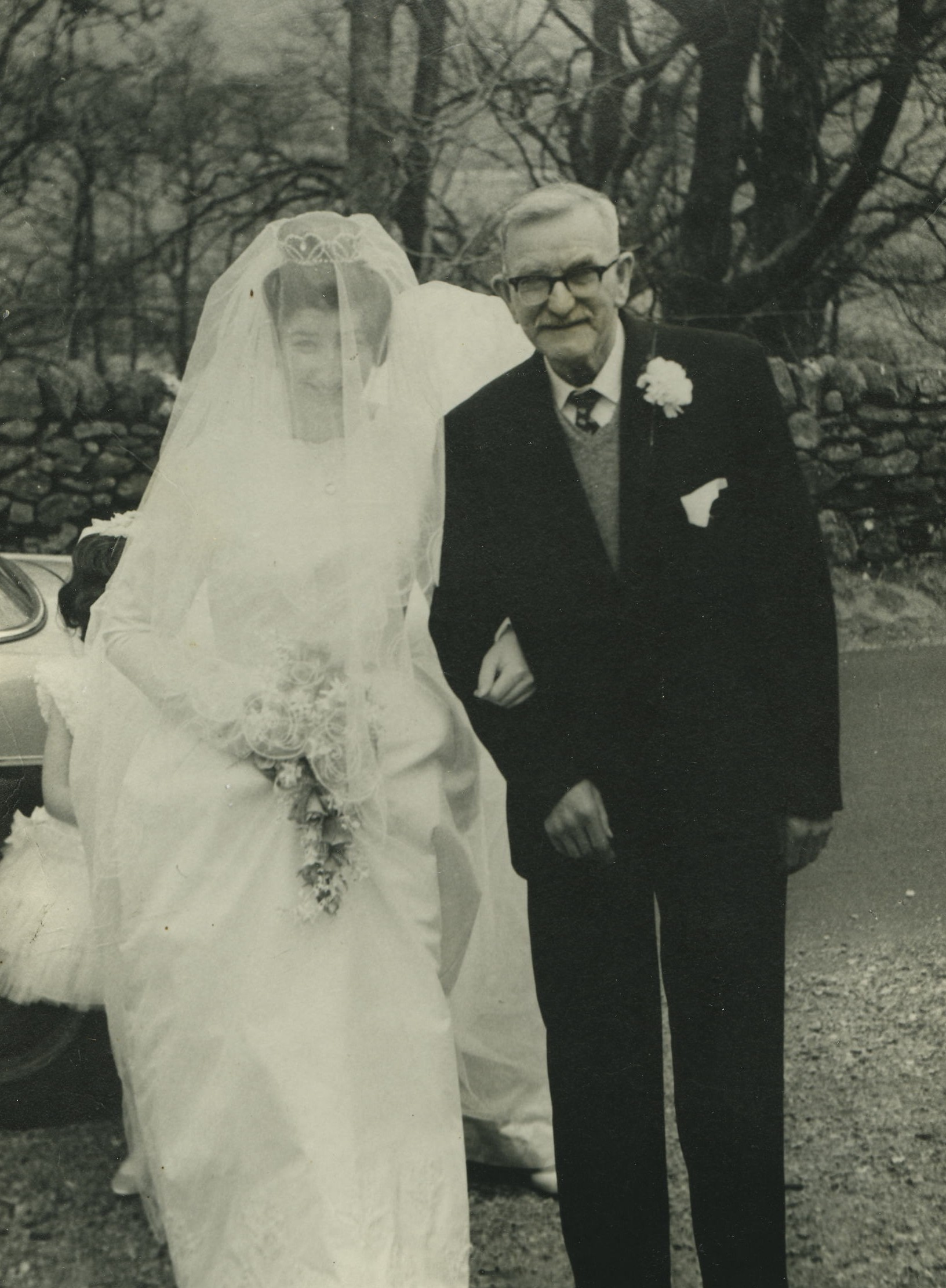 Margaret Sinclair's Wedding