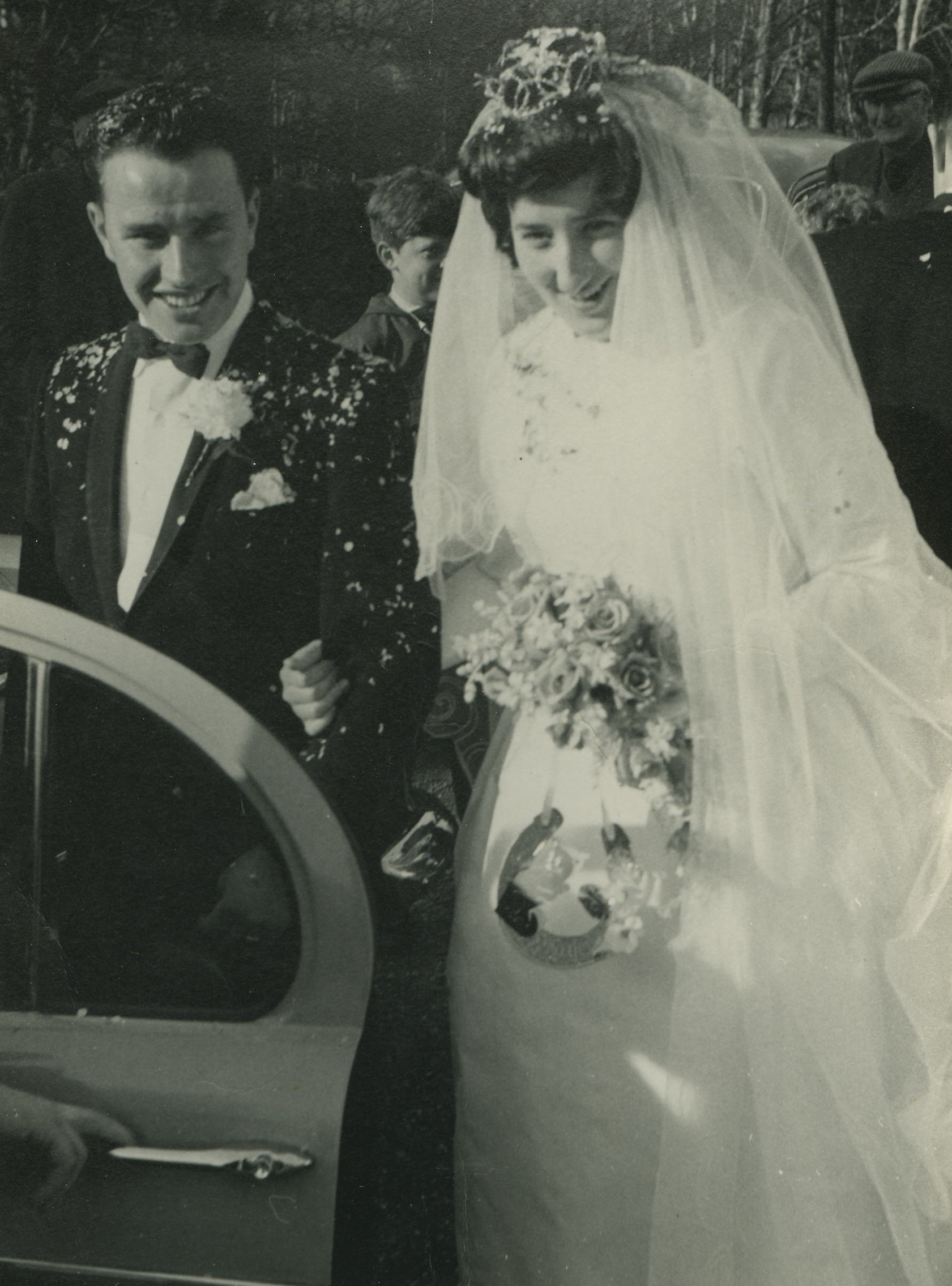 Margaret Sinclair & Alister Campbell's Wedding